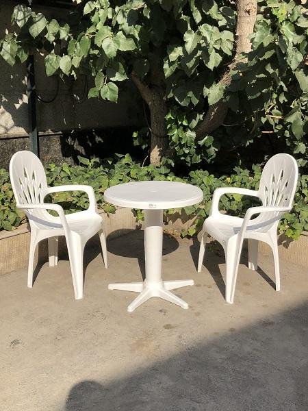 ست میز و صندلی پلاستیکی، ست میز و صندلی، میز و صندلی پلاستیکی، میز پلاستیکی، صندلی پلاستیکی