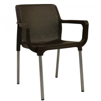 صندلی پلاستیکی مدل نت